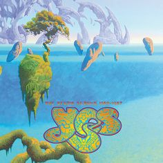 YES - The Studio Albums 1969-1987 - CD Box Set