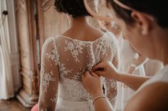 Un mariage au Château de Monbet dans les Landes - la mariee aux pieds nus Lace Wedding, Wedding Dresses, Photos, Fashion, Beauty Trends, Barefoot, Dress Ideas, Photography, Bride Dresses