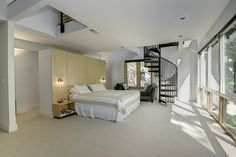 Image result for behind bed walk in closet