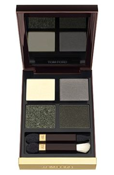 Tom Ford Eyeshadow Quad available at #Nordstrom The cognac sable looks amazing.