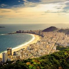 Copacabana rarely and in other is a bairro located in the South Zone of the city of Rio de Janeiro Brazil. Strand Wallpaper, Beach Wallpaper, Hd Wallpaper, Copacabana Beach, Largest Countries, Countries Of The World, Brazil Beaches, Wanderlust, Am Meer