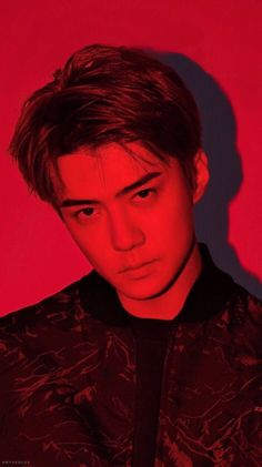 Sehun for arena homme+ magazine october 2018 issue
