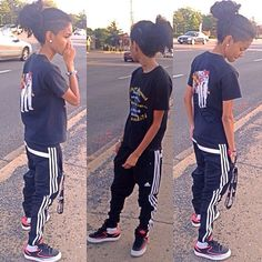 tomboy outfits for girls Cute Tomboy Outfits, Tomboy Swag, Tomboy Look, Swag Outfits, Girl Outfits, Fashion Outfits, Tomboy Style, Androgynous Fashion, Tomboy Fashion