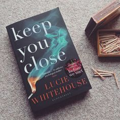 'Keep You Close' by Lucie Whitehouse opens with a woman climbing onto a roof. Someone is there, waiting for her, and they tell her to jump.   Whitehouse has created a tense thriller with some of the shock factor of Gillian Flynn's Gone Girl.  http://www.50ayear.com/2016/10/21/51-keep-you-close-by-lucie-whitehouse/