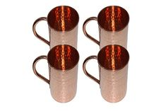 Hammered Straight Pure Copper Moscow Mule Mug Hammered Copper, Pure Copper, Copper Moscow Mule Mugs, Mugs For Sale, World Market, Mugs Set