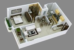 Interior Design Tips for 1BHK homes That Can Assist You For any Better Life – A house is the reflection of its owners, and yours isn't any exception.