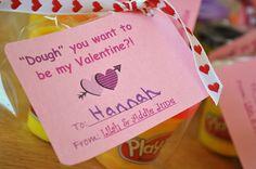 play doh valentine - Google Search