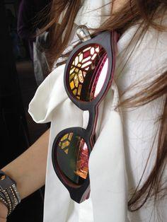Sunglasses by einSTOFFen