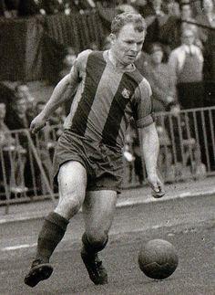 László Kubala - FC Barcelona
