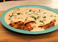 Enchiladas, Chile Chipotle, Dessert Recipes, Desserts, Snack, Thai Red Curry, Carne, Tacos, Cooking Recipes