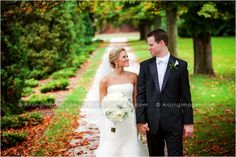 Fall Wedding Photography at Cranbrook. #wedding #marriage #photography #portrait #love