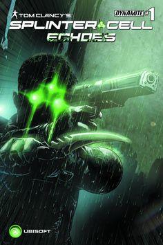 Splinter Cell Echoes #1.