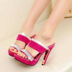 Heels Alice Pink HP07