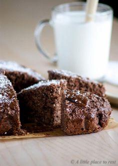 mattonella al cocco e cioccolato - choco&coconut squares