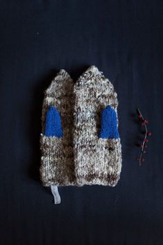 to warm hand up with Bucos wool / by Mosgos