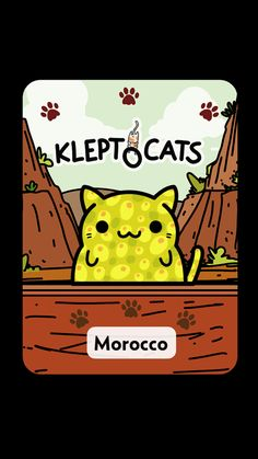 #KleptoCats Here's my new friend #iOS www.kleptocats.com/share