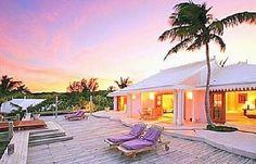 Villa aux Bahamas #vacances #location #sunrise