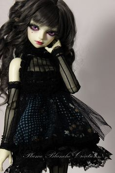 #dolls #bjd manches minifee by Plume Blanche Créations, via Flickr
