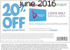 Walgreens coupons & Walgreens promo code inside The Coupons App. off at Walgreens with free rewards card, or online via promo code April Walgreens Photo Coupon, Walgreens Coupons, Free Printable Coupons, Free Printables, Dollar General Couponing, Coupons For Boyfriend, Free Rewards, Coupon Stockpile, Love Coupons