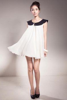 vanilla mood dress :)