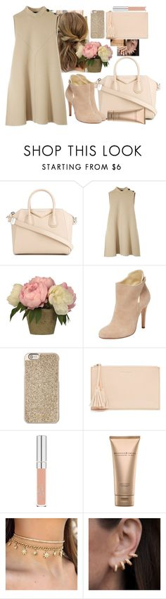 """🌴🌴🤞🏼🤞🏼"" by hannahmcpherson12 ❤ liked on Polyvore featuring Givenchy, Derek Lam, Sarah Flint, Michael Kors, Witchery, Donna Karan and Anne Sisteron"