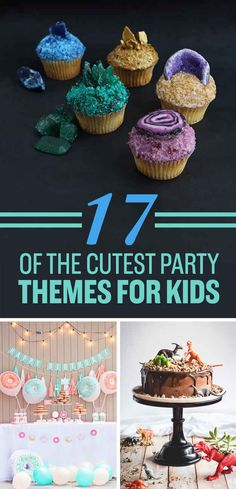 17 Completely Awesome Party Ideas For Kids (Or Adults)