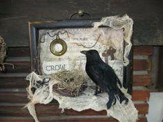 Crow & Nest Collage