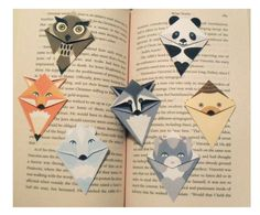 Some gorgeous bookmarks that participants may like to use in their journals.                                                                                                                                                                                 More