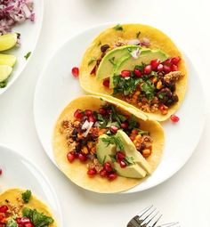New Year's Goals: 18 Recipes for a Taco Cleanse | Vegan Food | Living | PETA