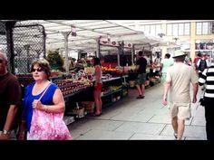 Fréquentez-vous les marchés publics de votre communauté? Walking