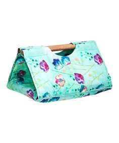 Look at this Blue & Purple Casserole Cover on #zulily today!