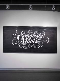 Everybody Matters by Bryan Patrick Todd