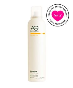 Best Summer Hair Care Product No. 5: AG Hair Cosmetics Frizzproof Argan Anti-Humidity Spray, $24