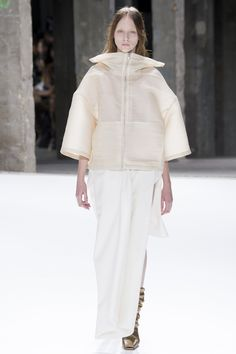 Rick Owens Spring 2017 Ready-to-Wear Collection Photos - Vogue