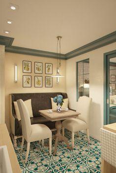 Дизайн квартиры-студии