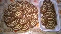 Elkészült a keksztekercsem! Cookies, Desserts, Food, Crack Crackers, Tailgate Desserts, Deserts, Eten, Cookie Recipes, Postres