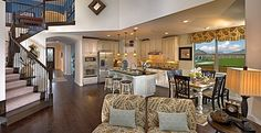 Perfect, open floor plan great for entertaining