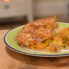 Ham & Vegetable Pie
