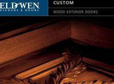 Clasimex.com Custom Wood Exterior Doors Featured Wood Topics