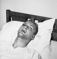 Jim Zwerg.  Freedom rider 1961.  He was beaten almost to death when he got off the bus so others could get away safely.