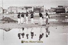 Nezahualcóyotl, Méx. 23 de abril 2013. Desde entonces se sabía que la única opción de progreso era la educación y el trabajo. Foto. Héctor García