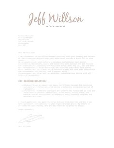 Elegant Cover Letter Template 120140. Choose from over 60 elegant resume templates in Microsoft Word and iWork Pages. Fast and easy to use. #coverletter #coverletterdesign #coverlettertemplate Best Cover Letter, Cover Letter Design, Cover Letter Example, Cover Letter Template, Letter Templates, Resume Icons, Resume Tips, Branding Portfolio, Professional Resume