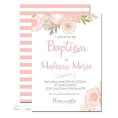 Floral Pastels Bapti