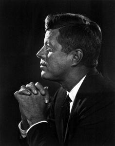 JFK by Yousuf Karsh