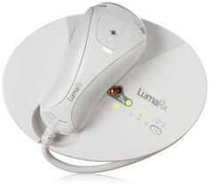 ANTI-AGING and SKIN CORRECTION BLOG: LumaRx IPL Hair Removal Device, Full Body Review