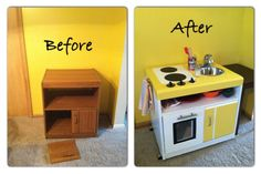 Project: Play kitchen