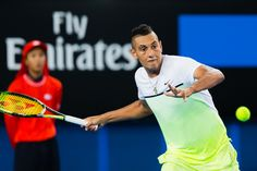 Nick Kyrgios continues to wow his home crowd as he moves to the 3rd round. #tennisnow #nickkyrgios #australianopen