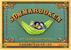 Sommarboken.  Grafisk form: Anders Magnusson.