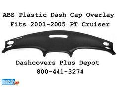 2001-2005 Chrysler PT Cruiser Plastic Molded Dash Cap Overlay For Sale 2001-2005 Chrysler PT Cruiser ABS Molded Plastic Dash Cap Overlay / Manufacturers LIFETIME Warranty Glue ...