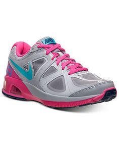 Nike Women s Air Max Run Lite 4 Running Sneakers from Finish Line Shoes - Finish  Line Athletic Sneakers - Macy s ef1ba1d69